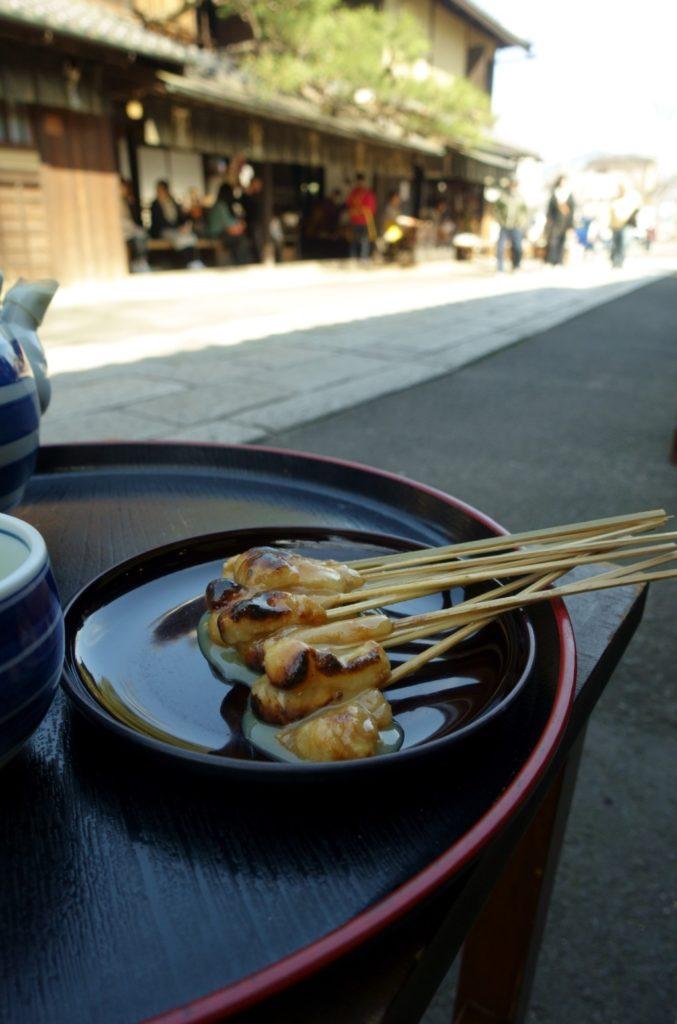 今宮神社 あぶり餅