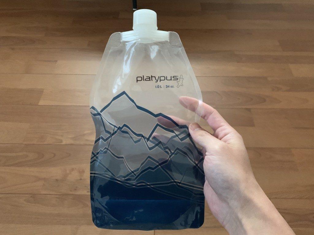 プラティパス 水筒